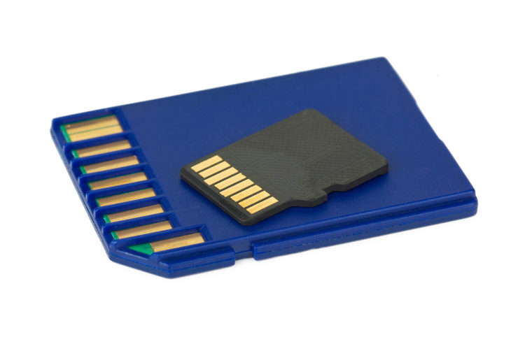 SD and MicroSD cards